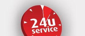 24-uurs service widget